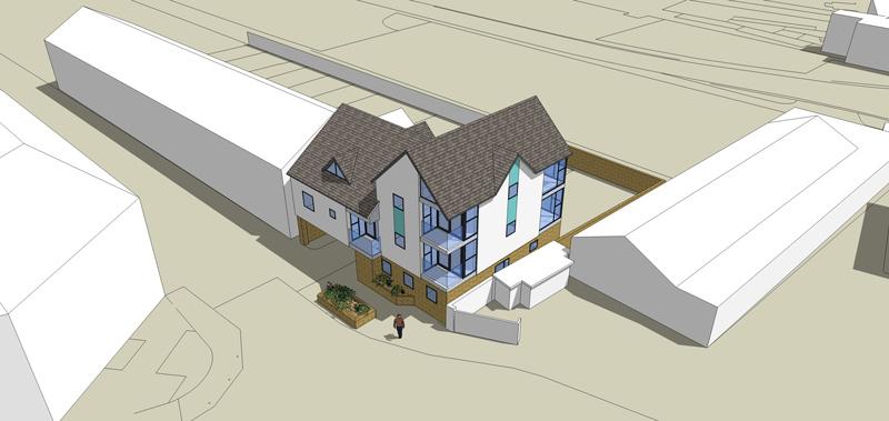 Wonderful Redevelopment Project Architect, Sittingbourne ...